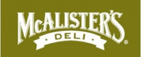 <h5>McAlister's Deli</h5>
