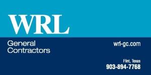 WRL logo for sign